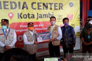 Pemprov Jambi salurkan jaring pengaman sosial ke daerah