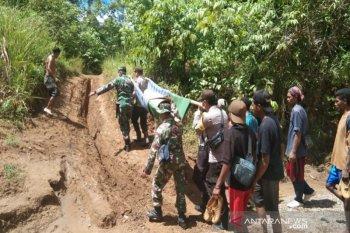 Tambang emas tradisional di Kotabaru longsor, 6 meninggal
