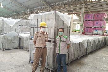 Sebanyak 22,7 ton lembaran karet asal Kaltim di ekspor ke Rusia