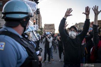 Kemlu tegaskan  tidak ada WNI terdampak unjuk rasa antirasisme di AS