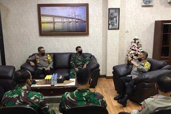 TNI dan Polri solid jaga stabilitas keamanan di Maluku