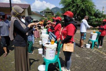 PMI Kota Sukabumi sosialisasikan adaptasi kebiasaan baru kepada masyarakat