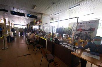 Bandara Jambi usung lima inisiatif utama dalam skenario new normal