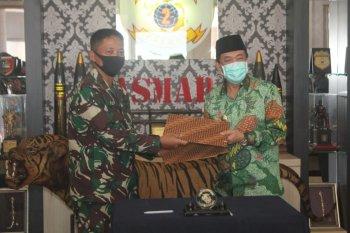Pemkab Sidoarjo libatkan Marinir tangani COVID-19