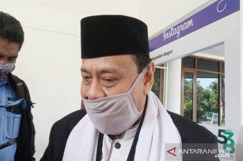 MUI Bogor ingatkan umat islam tetap jaga jarak saat shalat berjamaah