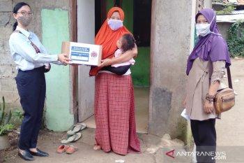 Indocement salurkankan PMT kepada 11.164 anak balita di Kabupaten Bogor
