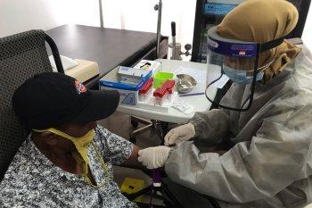 110 orang pekerja tol Aceh jalani tes cepat COVID-19