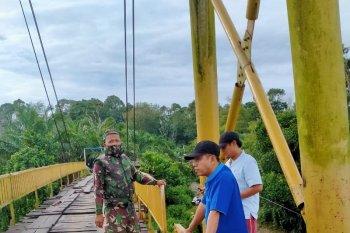 Pemkab Mukomuko identifikasi jembatan rusak akibat banjir