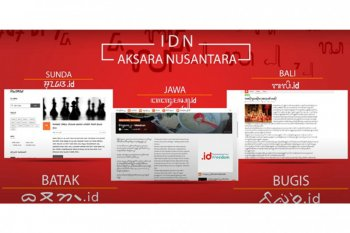 Indonesia to register six traditional scripts with ICANN
