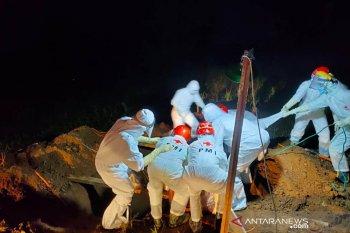 ODP meninggal di Rejang Lebong dimakamkan menggunakan prosedur COVID-19