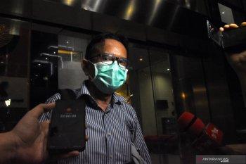 Mantan Dirut PTDI Budi Santoso akui diperiksa sebagai tersangka oleh KPK