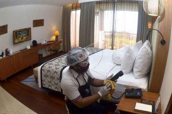 Persiapan normal baru perhotelan di Bali