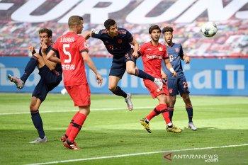 Liga Jerman, Bayern selangkah lebih dekat juara setelah tundukkan Leverkusen 4-2