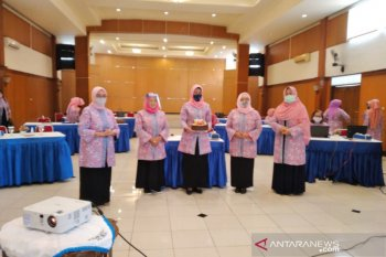 Pandemi COVID-19 akibatkan pendapatan sewa Gedung Wanita Kota Bogor merosot hingga 80 persen