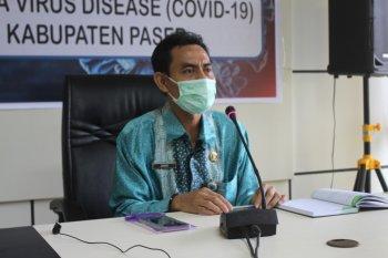 Empat orang pasien COVID-19 di Paser dinyatakan sembuh