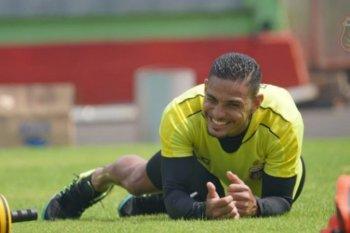 Gelandang  Bhayangkara FC  Renan Silva yakin PSSI putuskan yang terbaik soal liga