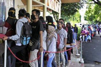 Presiden : Tingkat pengangguran 2021 ditargetkan 7,7-9,1 persen