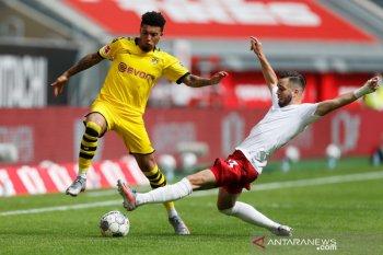 MU ajukan tawaran Rp1,7 triliun ke Dortmund untuk dapatkan Sancho