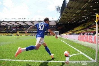 Liga Inggris: James Maddison dan Chilwell diragukan main lawan Arsenal