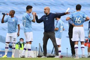 Liga Inggris: Guardiola yakin manchester City temukan konsistensi