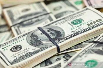 Dolar jatuh  terendah dua minggu ketika Nasdaq capai rekor tertinggi