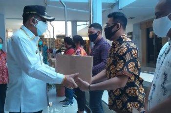 1.190 pekerja ekraf dan pariwisata di Ambon terima bantuan Balasa