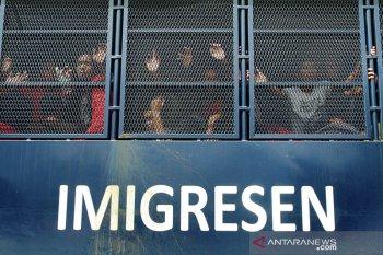 KJRI Kuching dan Polisi malaysia bebaskan penyekapan 8 PMI di Miri