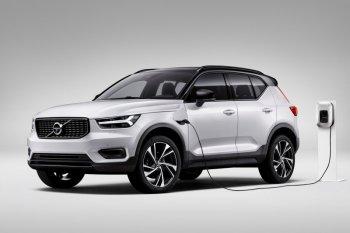 Penjualan Volvo  turun 25,5 persen pada Mei