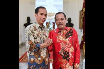 Presiden Jokowi bersyukur Indonesia naik status ke menengah atas