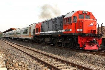 Pembatalan perjalanan KA penumpang PT KAI Divre IV Tanjung Karang