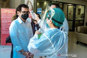 Penerapan protokol kesehatan di destinasi wisata Tanah Air dipantau ketat