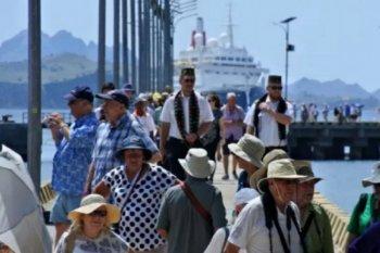 BPS:  Juni 2020, penurunan wisatawan masih tajam