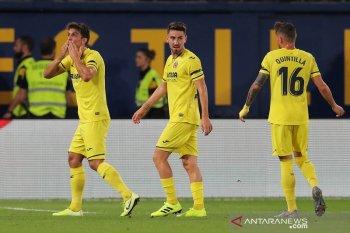 Villarreal tembus lima besar saat Valladolid dan Levante berbagi poin