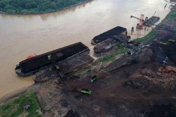 Trend penurunan ekspor batu bara