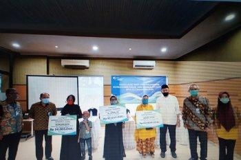 BPJAMSOSTEK serahkan santunan kepada tujuh ahli waris pegawai Non ASN dan pekerja rentan Tangsel