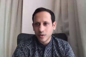 Mendikbud Nadiem Anwar Makarim dorong Guru Penggerak jadi kepala sekolah