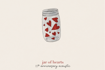 "Christina Perri rilis ""Jar of Hearts"" versi akustik"