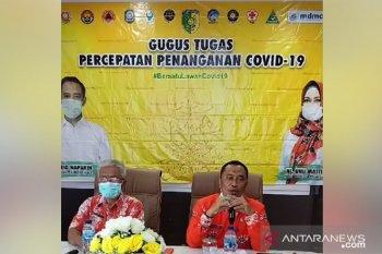Pasien positif COVID-19 di Palangka Raya capai 379 orang