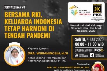 PKS: Program RKI untuk tingkatkan kualitas keluarga Indonesia