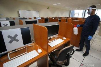 Ujian tulis berbasis komputer 2020 diikuti 703.875 peserta