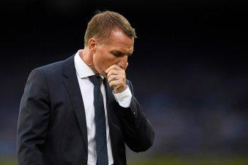 Rodgers: Leicester tak mau dinilai hanya dari hasil empat laga terakhir