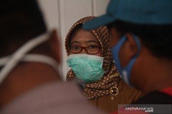 Seorang perempuan,  pasien positif COVID-19 kabur ke Banjarmasin