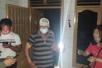 Rumah terbakar, seorang lansia meninggal dunia