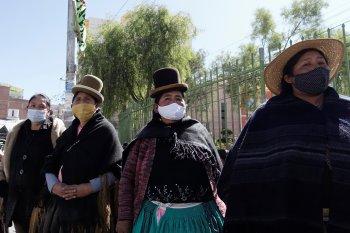 Bolivia gali kuburan massal tampung  korban COVID-19