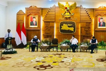 Mahfud MD: Pemerintah pusat serius perhatikan Jawa Timur