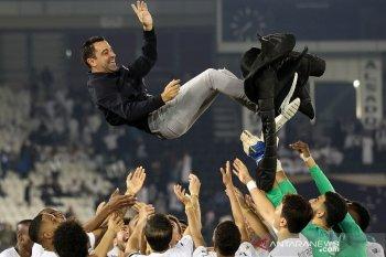 Xavi perpanjang kontrak melatih Al-Sadd semusim