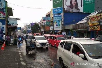 Berstatus zona hijau, aktivitas perdagangan di Kota Sukabumi berangsur normal