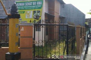 Seorang perempuan terduga teroris ditangkap Densus 88 Antiteror
