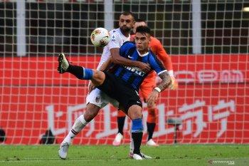 Klasemen sementara Liga Italia setelah Inter gagal dekati Lazio