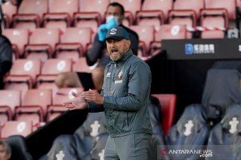 Tanggapan Manajer Southampton setelah berhasil bekuk Man City